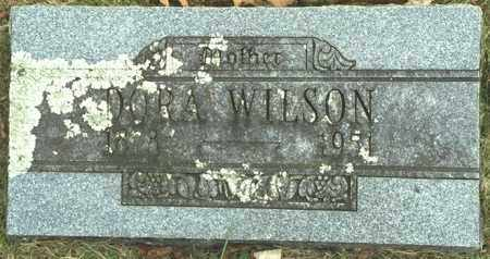 SITTON WILSON, DORA - Washington County, Arkansas | DORA SITTON WILSON - Arkansas Gravestone Photos