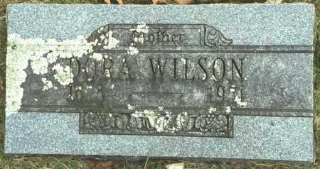 WILSON, DORA - Washington County, Arkansas | DORA WILSON - Arkansas Gravestone Photos