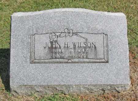 WILSON, JOHN HUGH - Washington County, Arkansas   JOHN HUGH WILSON - Arkansas Gravestone Photos