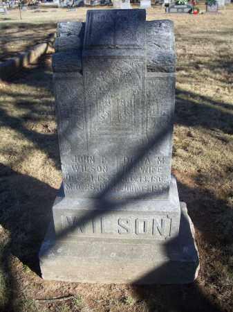WILSON, DORA M. - Washington County, Arkansas | DORA M. WILSON - Arkansas Gravestone Photos