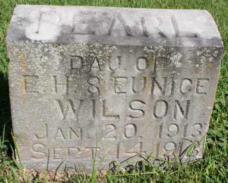 WILSON, PEARL - Washington County, Arkansas | PEARL WILSON - Arkansas Gravestone Photos