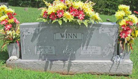 WINN, STELLA LUCILLE - Washington County, Arkansas | STELLA LUCILLE WINN - Arkansas Gravestone Photos