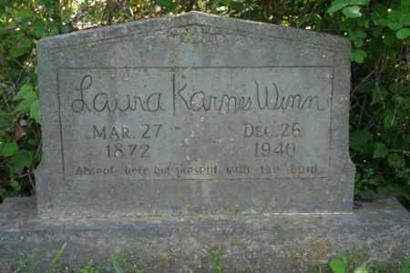 WINN, LAURA - Washington County, Arkansas | LAURA WINN - Arkansas Gravestone Photos