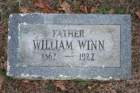 WINN, WILLIAM - Washington County, Arkansas   WILLIAM WINN - Arkansas Gravestone Photos