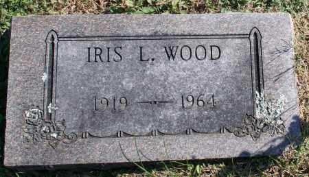 SMITH WOOD, IRIS L. - Washington County, Arkansas   IRIS L. SMITH WOOD - Arkansas Gravestone Photos