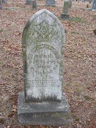WOOD, UNKNOWN - Washington County, Arkansas | UNKNOWN WOOD - Arkansas Gravestone Photos