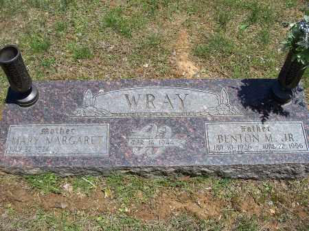 WRAY, BENTON MCMILLIN JR - Washington County, Arkansas | BENTON MCMILLIN JR WRAY - Arkansas Gravestone Photos