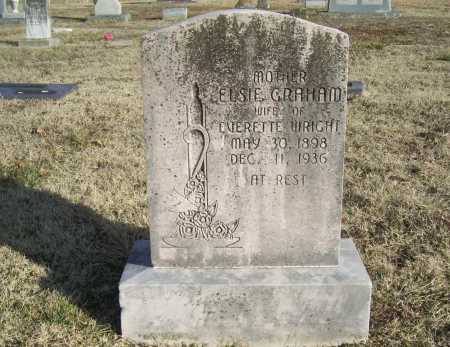 WRIGHT, ELSIE - Washington County, Arkansas | ELSIE WRIGHT - Arkansas Gravestone Photos