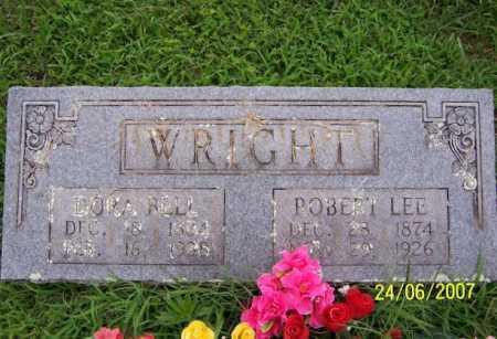 WRIGHT, ROBERT LEE - Washington County, Arkansas | ROBERT LEE WRIGHT - Arkansas Gravestone Photos