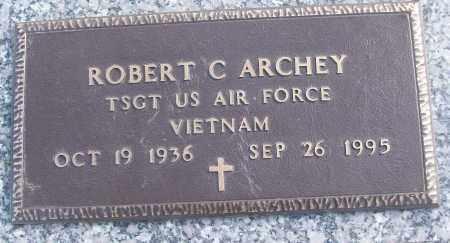 ARCHEY (VETERAN VIET), ROBERT - White County, Arkansas   ROBERT ARCHEY (VETERAN VIET) - Arkansas Gravestone Photos