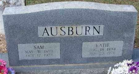 AUSBURN, SAM - White County, Arkansas   SAM AUSBURN - Arkansas Gravestone Photos