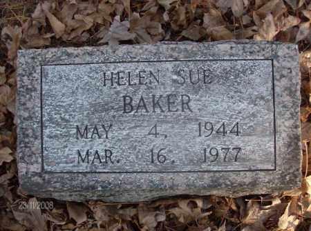 BAKER, HELEN SUE - White County, Arkansas | HELEN SUE BAKER - Arkansas Gravestone Photos