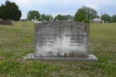 "BARNES, NANCY ELIZABETH ""BETTY"" - White County, Arkansas | NANCY ELIZABETH ""BETTY"" BARNES - Arkansas Gravestone Photos"