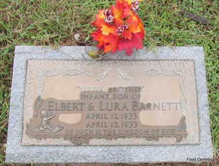 BARNETT, LITTLE BROTHER - White County, Arkansas | LITTLE BROTHER BARNETT - Arkansas Gravestone Photos