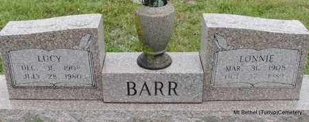BARR, LONNIE - White County, Arkansas | LONNIE BARR - Arkansas Gravestone Photos