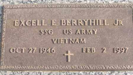 BERRYVILLE, JR (VETERAN VIET), EXCELL E - White County, Arkansas | EXCELL E BERRYVILLE, JR (VETERAN VIET) - Arkansas Gravestone Photos