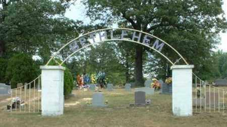 *BETHLEHEM CEMETERY,  - White County, Arkansas    *BETHLEHEM CEMETERY - Arkansas Gravestone Photos