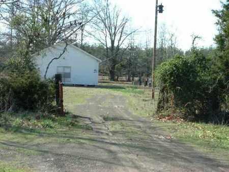 *BETHSEDA CEMETERY CHURCH,  - White County, Arkansas |  *BETHSEDA CEMETERY CHURCH - Arkansas Gravestone Photos
