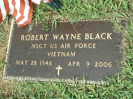 BLACK (VETERAN VIET), ROBERT WAYNE - White County, Arkansas | ROBERT WAYNE BLACK (VETERAN VIET) - Arkansas Gravestone Photos