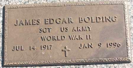 BOLDING (VETERAN WWII), JAMES EDGAR - White County, Arkansas | JAMES EDGAR BOLDING (VETERAN WWII) - Arkansas Gravestone Photos