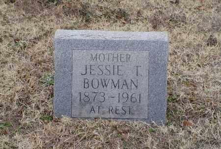 WARD BOWMAN, JESSIE THOMAS - White County, Arkansas | JESSIE THOMAS WARD BOWMAN - Arkansas Gravestone Photos