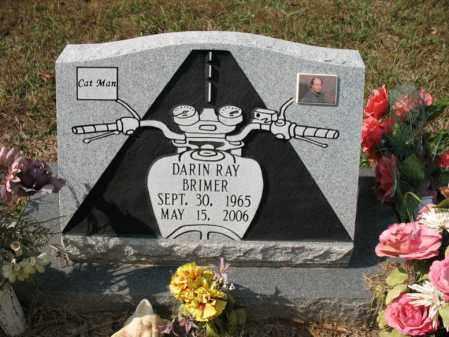 "BRIMER, DARIN RAY ""CAT MAN"" - White County, Arkansas | DARIN RAY ""CAT MAN"" BRIMER - Arkansas Gravestone Photos"