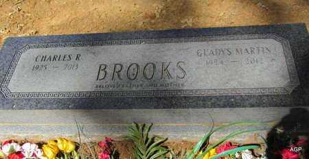 BROOKS, CHARLES R - White County, Arkansas | CHARLES R BROOKS - Arkansas Gravestone Photos