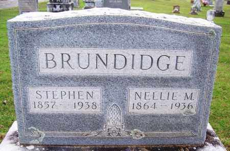 BRUNDIDGE, STEPHEN - White County, Arkansas | STEPHEN BRUNDIDGE - Arkansas Gravestone Photos