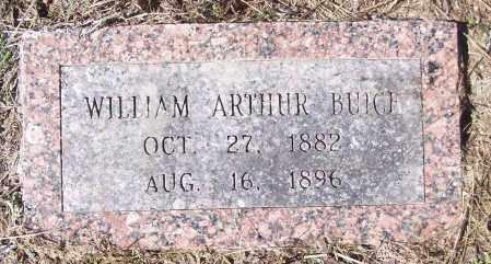 BUICE, WILLIAM ARTHUR - White County, Arkansas | WILLIAM ARTHUR BUICE - Arkansas Gravestone Photos