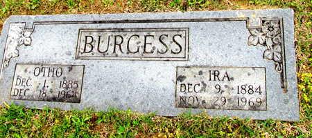 BURGESS, OTHO CARTER - White County, Arkansas | OTHO CARTER BURGESS - Arkansas Gravestone Photos