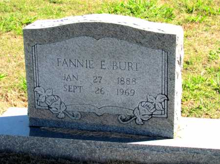 CAMPBELL BURT, FANNIE - White County, Arkansas | FANNIE CAMPBELL BURT - Arkansas Gravestone Photos