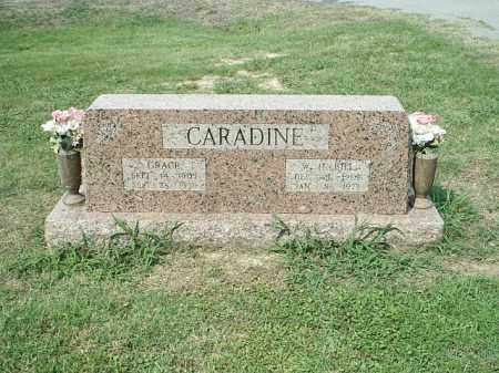CARADINE, GRACIE - White County, Arkansas | GRACIE CARADINE - Arkansas Gravestone Photos
