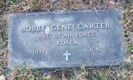 CARTER  (VETERAN KOR), BOBBY GENE - White County, Arkansas | BOBBY GENE CARTER  (VETERAN KOR) - Arkansas Gravestone Photos