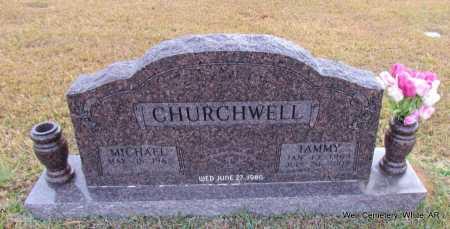 CHURCHWELL, TAMMY - White County, Arkansas | TAMMY CHURCHWELL - Arkansas Gravestone Photos