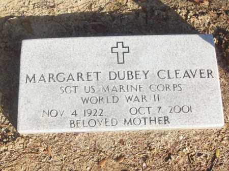 CLEAVER (VETERAN WWII), MARGARET - White County, Arkansas | MARGARET CLEAVER (VETERAN WWII) - Arkansas Gravestone Photos