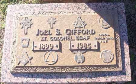 GIFFORD (VETERAN 2 WARS), JOEL S - White County, Arkansas | JOEL S GIFFORD (VETERAN 2 WARS) - Arkansas Gravestone Photos