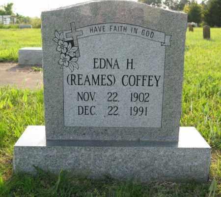 COFFEY, EDNA H. - White County, Arkansas | EDNA H. COFFEY - Arkansas Gravestone Photos