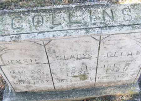 COLLINS, ELLA - White County, Arkansas | ELLA COLLINS - Arkansas Gravestone Photos