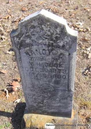 COOK, NANCY G - White County, Arkansas   NANCY G COOK - Arkansas Gravestone Photos