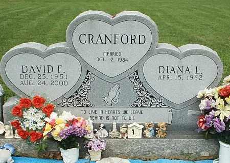 CRANFORD, DAVID F - White County, Arkansas | DAVID F CRANFORD - Arkansas Gravestone Photos