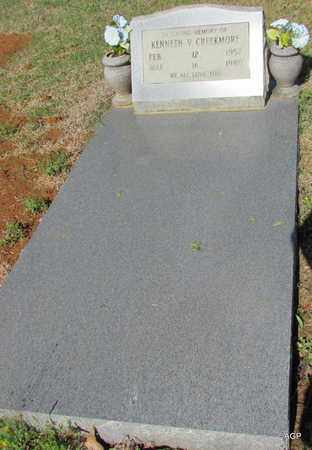 CREEKMORE, KENNETH V - White County, Arkansas   KENNETH V CREEKMORE - Arkansas Gravestone Photos