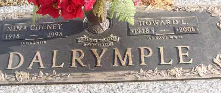DALRYMPLE (VETERAN WWII), HOWARD L - White County, Arkansas | HOWARD L DALRYMPLE (VETERAN WWII) - Arkansas Gravestone Photos
