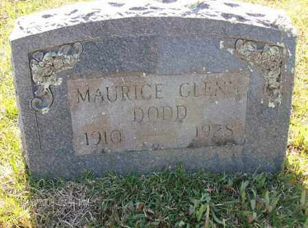 DODD, MAURICE GLENN - White County, Arkansas | MAURICE GLENN DODD - Arkansas Gravestone Photos