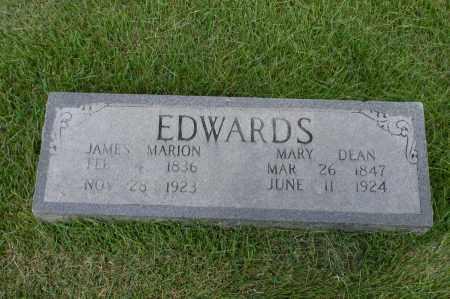 EDWARDS, JAMES MARION - White County, Arkansas | JAMES MARION EDWARDS - Arkansas Gravestone Photos