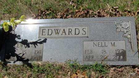 EDWARDS, NELL M - White County, Arkansas | NELL M EDWARDS - Arkansas Gravestone Photos