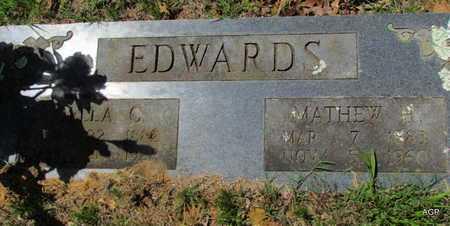 EDWARDS, DELLA CORA - White County, Arkansas | DELLA CORA EDWARDS - Arkansas Gravestone Photos