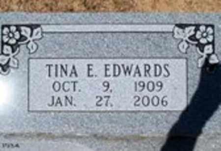EDWARDS, TINA E - White County, Arkansas | TINA E EDWARDS - Arkansas Gravestone Photos