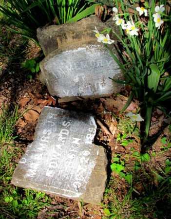 EDWARDS, VERTIE - White County, Arkansas | VERTIE EDWARDS - Arkansas Gravestone Photos