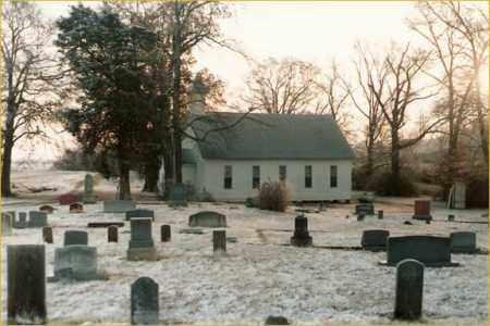 *ELLIS CHAPEL,  - White County, Arkansas |  *ELLIS CHAPEL - Arkansas Gravestone Photos