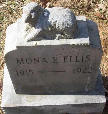 ELLIS, MONA E. - White County, Arkansas | MONA E. ELLIS - Arkansas Gravestone Photos
